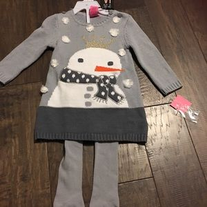 Other - New matching set size 12m